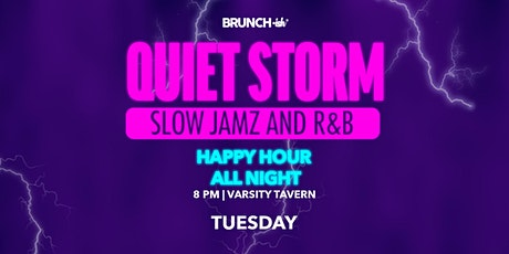 Brunch·ish: Quiet Storm Slow Jamz and R&B tickets