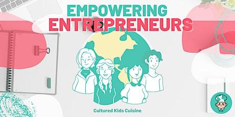 Empowering Entrepreneurs: Young Entrepreneurs in STEM Panel tickets