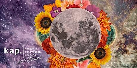 Full Moon KAP intensive - 1-day online event tickets