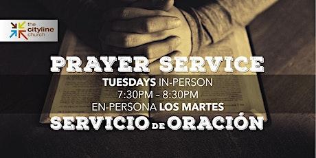 Tuesday In Person Gathering   Reunión en Persona los Martes tickets