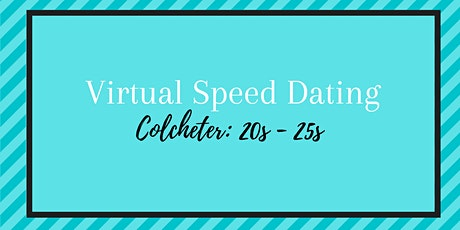 Virtual Speed Dating Colchester: 20s - 25s tickets