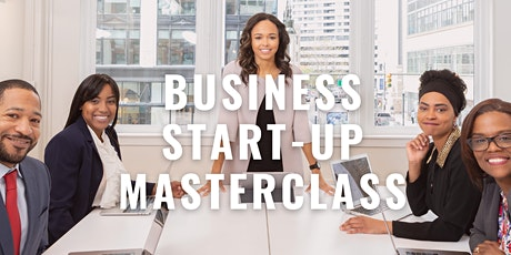 Business Start-up Masterclass tickets