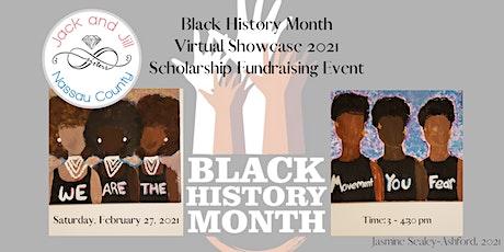 JJNC Black History Month Event 2021 tickets