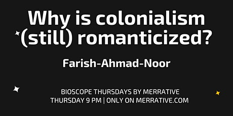 Screening TED Talk - Why is colonialism (still) romanticized? tickets