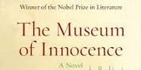 Books Over Brunch. Sun. March 14th 2021. 11am. Museum of Innocence, O Pamuk tickets