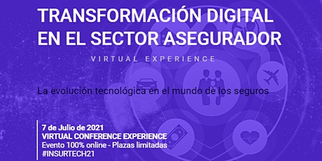 TRANSFORMACIÓN DIGITAL DEL SECTOR DE SEGUROS tickets