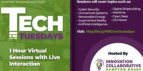 HRIC Tech Tuesday - VA Offshore Wind tickets