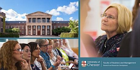Online Doctoral Workshop 7 Stories from the field: methods in practice (II) tickets