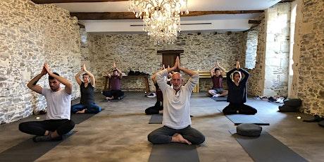 """Retraite """"Etre,Vivre, Agir"""" : Bien-être, Ecologie, Yoga billets"""