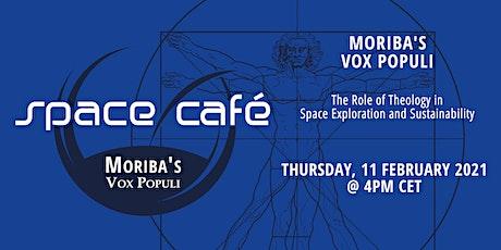"""Space Café  -  """"Moriba's Vox Populi #03"""" tickets"""
