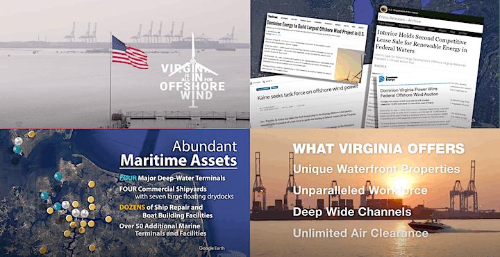 HRIC Tech Tuesday - VA Offshore Wind image
