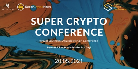 SuperCryptoConference Tickets