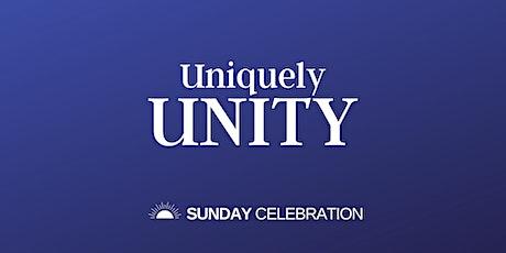 9:30AM Sunday Celebration (Uniquely Unity) tickets