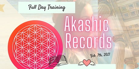 Akashic Records - Full Day Training tickets