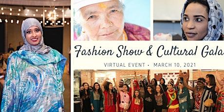 Women of the World's 11th Annual Fashion Show & Cultural Gala (Virtual) tickets