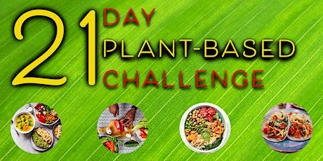 February Cohort | 21-Day Plant Based Challenge Registration + Celebration tickets