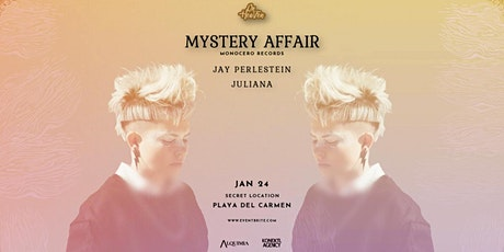 Mystery Affair by Konektl x Alquimia boletos