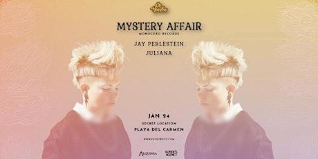 Mystery Affair by Konektl x Alquimia boletos