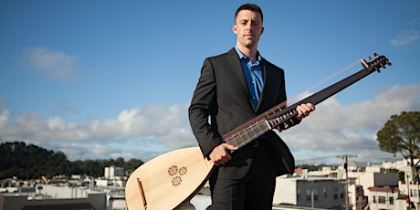 Musicivic Everywhere in Ambler:  The Solo Theorbo (Fri 7:30 PM ET) tickets