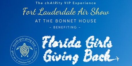 Ft. Lauderdale Air Show @ the Bonnet House (VIP Beach & BBQ event) tickets