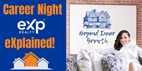 Real Estate Agent Career Night - eXp Realty with Beyond Inner Growth tickets