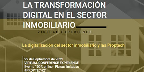 TRANSFORMACIÓN DIGITAL DEL SECTOR INMOBILIARIO boletos