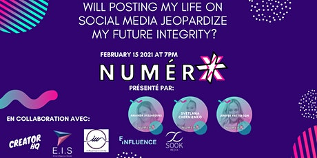 Will posting my life on social media jeopardize my future integrity? tickets