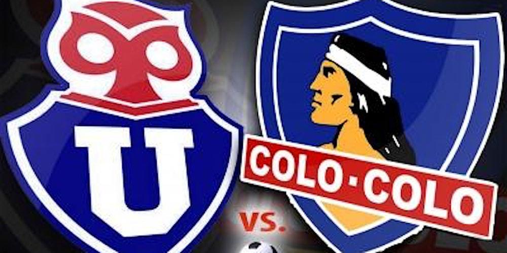 ViVO-TV!!.-@- Colo-Colo v U. de Chile E.n Viv y E.n Directo ver Partido on