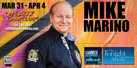 Comedian Mike Marino Live - Still Italian Comedy TOUR in Naples, FL tickets