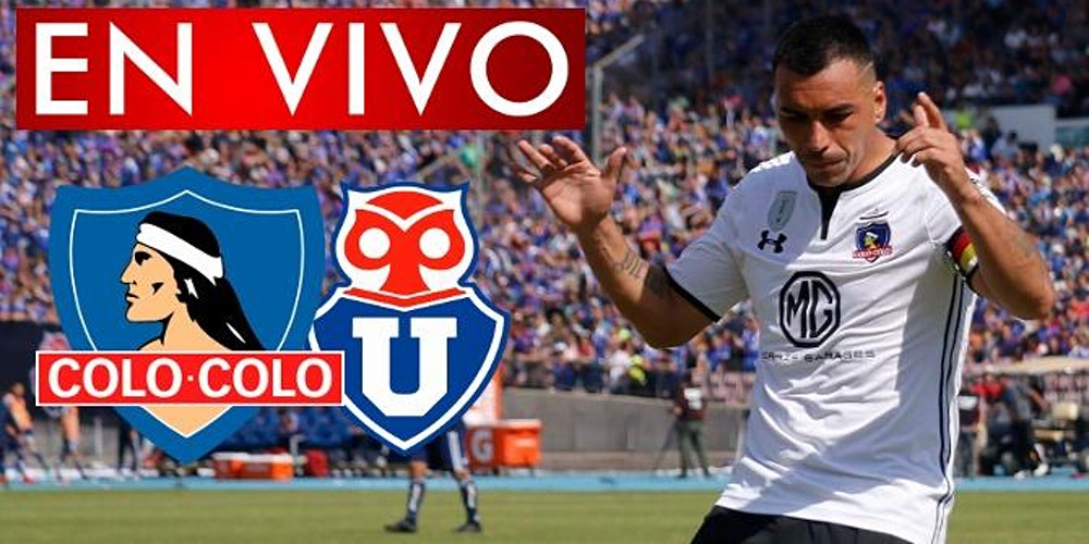 CL-STREAMS@!. Colo-Colo v U. de Chile E.n Viv y E.n Directo ver Partido on Entradas, Sáb, 27 feb. 2021 a las 19:00 | Eventbrite