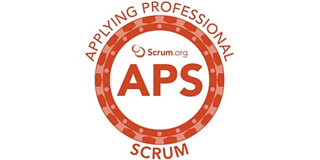 Live virtual classroom: Applying Professional Scrum Foundations (APS) tickets