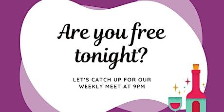 Weekly Thursday Parents' Meet tickets