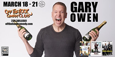 Stand up Comedian Gary Owen Live in Naples, Florida! tickets
