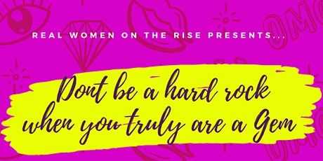 Real Women On the Rise's Virtual Vision Board Party tickets
