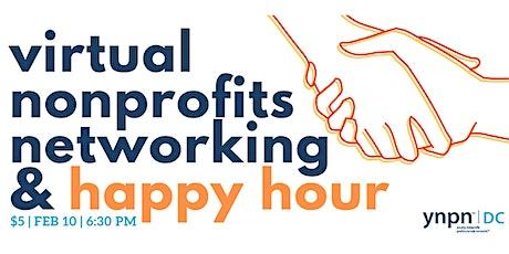 February 2021 Virtual Happy Hour tickets