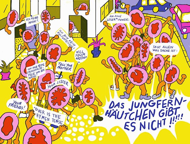 """""""Das Jungfernhäutchen gibt es nicht"""" - Workshop online: Bild"""