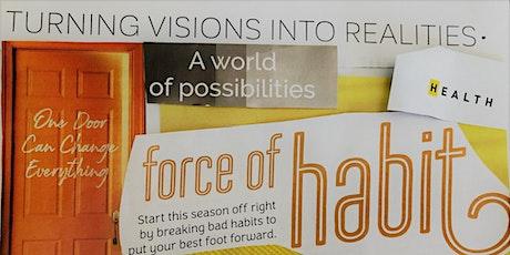 Vision Board:  para navegar creativamente y con serenidad 2021 entradas