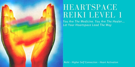 Reiki Level 1 Training : Beginning The Reiki Journey tickets