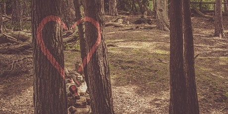 Valentine's Day Forest Bathing tickets