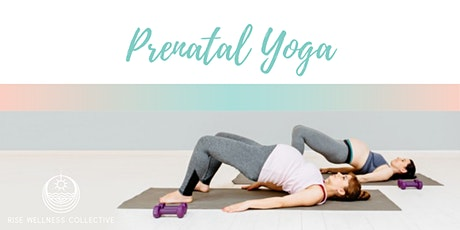 Prenatal Yoga tickets