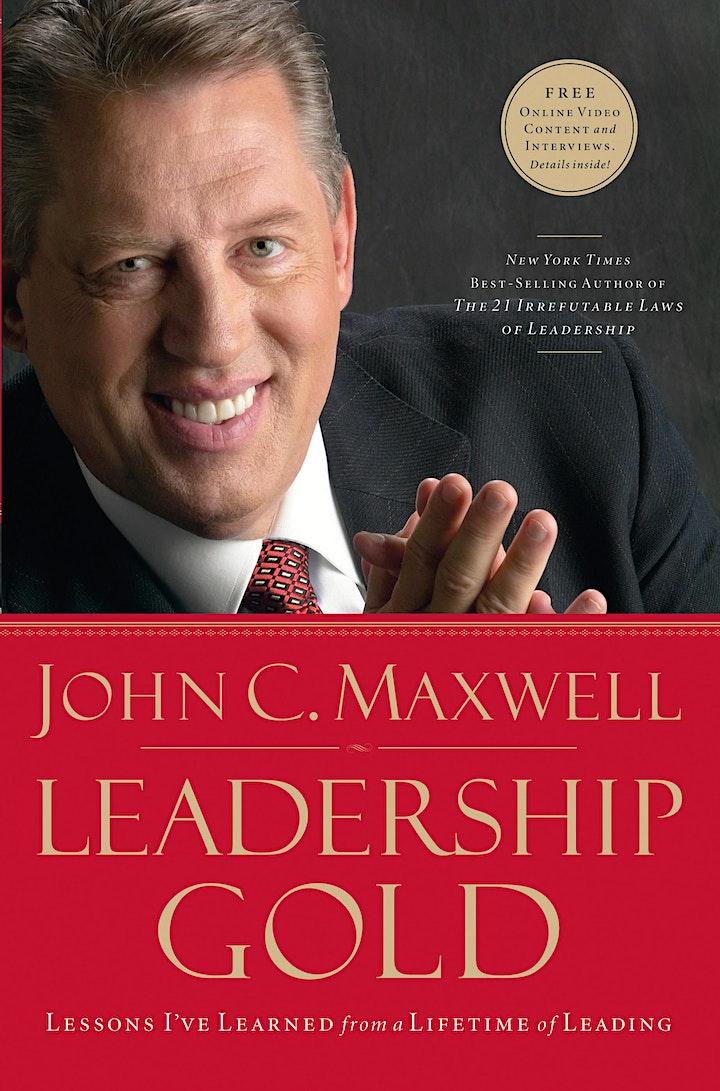 Leadership Gold: 5-week Mastermind image