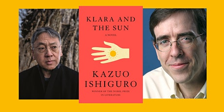 Kazuo Ishiguro, in conversation with Ron Charles - a virtual ticketed event tickets