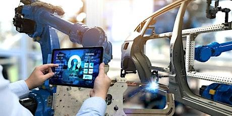 Atechup © Smart Robotics Entrepreneurship ™ Certification Hamilton tickets