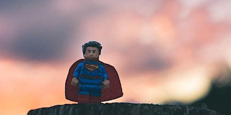 Kinder sind Helden - Online Selbstbehauptungs- und Resilienztraining Tickets