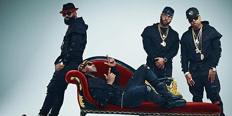 JAGGED EDGE LIVE IN CONCERT tickets