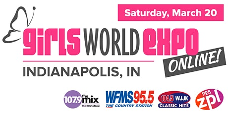 Girls World Expo Online: Indianapolis tickets