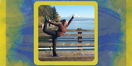Take Flight With Beth Solan: Virtual Yoga tickets