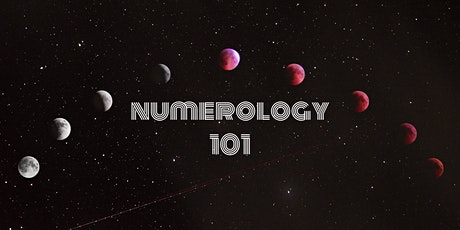 Numerology 101 tickets