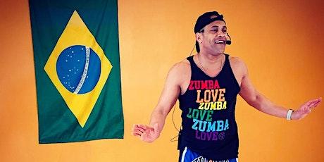 Zumba® with Daniel Santos tickets