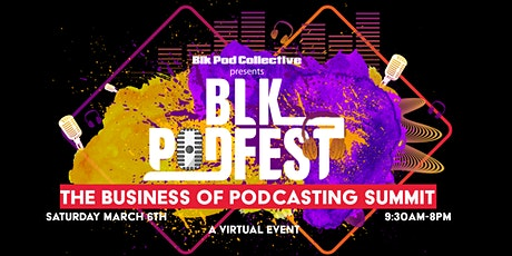 The Business of Podcasting Summit tickets